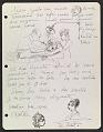 View José de Creeft diary digital asset: page 112