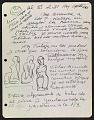 View José de Creeft diary digital asset: page 121