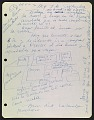 View José de Creeft diary digital asset: page 136