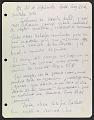 View José de Creeft diary digital asset: page 142