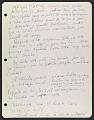 View José de Creeft diary digital asset: page 143