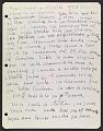 View José de Creeft diary digital asset: page 151