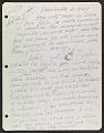 View José de Creeft diary digital asset: page 159