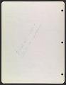View José de Creeft diary digital asset: page 161