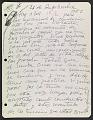 View José de Creeft diary digital asset: page 170