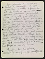 View José de Creeft diary digital asset: page 174