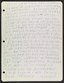 View José de Creeft diary digital asset: page 180