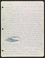 View José de Creeft diary digital asset: page 182