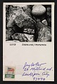 View Wallace Berman holiday card to Jay DeFeo digital asset number 0