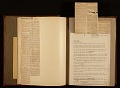 View Elaine de Kooning scrapbook relating to Caryl Chessman digital asset number 11