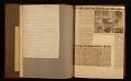 View Elaine de Kooning scrapbook relating to Caryl Chessman digital asset number 12