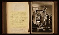 View Elaine de Kooning scrapbook relating to Caryl Chessman digital asset number 44