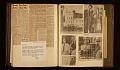 View Elaine de Kooning scrapbook relating to Caryl Chessman digital asset number 66