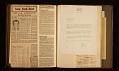 View Elaine de Kooning scrapbook relating to Caryl Chessman digital asset number 68