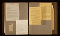 View Elaine de Kooning scrapbook relating to Caryl Chessman digital asset number 70