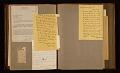View Elaine de Kooning scrapbook relating to Caryl Chessman digital asset number 71