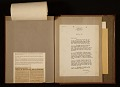 View Elaine de Kooning scrapbook relating to Caryl Chessman digital asset number 76
