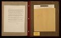 View Elaine de Kooning scrapbook relating to Caryl Chessman digital asset number 77