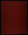 View Elaine de Kooning scrapbook relating to Caryl Chessman digital asset: cover back