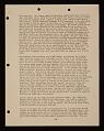 View Elaine de Kooning scrapbook relating to Caryl Chessman digital asset number 92