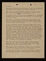 View Elaine de Kooning scrapbook relating to Caryl Chessman digital asset number 102