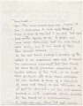 View Margaret De Patta to Victor Ries. digital asset: page 1
