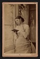 View Maria Oakey Dewing reading digital asset number 0
