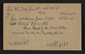 View Arthur McKean research notes on sales provenance of <em>The fox hunt</em> by Winslow Homer digital asset number 0