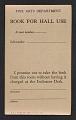 View Arthur McKean research notes on sales provenance of <em>The fox hunt</em> by Winslow Homer digital asset: verso