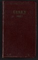 View Helen Torr Dove and Arthur Dove diary digital asset: cover