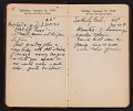 View Helen Torr Dove and Arthur Dove diary digital asset: pages 10