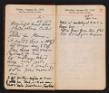 View Helen Torr Dove and Arthur Dove diary digital asset: pages 13