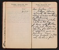 View Helen Torr Dove and Arthur Dove diary digital asset: pages 16