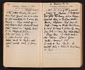 View Helen Torr Dove and Arthur Dove diary digital asset: pages 18