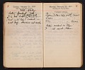 View Helen Torr Dove and Arthur Dove diary digital asset: pages 28