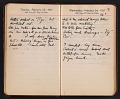 View Helen Torr Dove and Arthur Dove diary digital asset: pages 29
