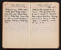View Helen Torr Dove and Arthur Dove diary digital asset: pages 35