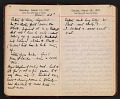 View Helen Torr Dove and Arthur Dove diary digital asset: pages 38