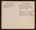 View Helen Torr Dove and Arthur Dove diary digital asset: pages 42