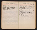 View Helen Torr Dove and Arthur Dove diary digital asset: pages 47