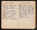 View Helen Torr Dove and Arthur Dove diary digital asset: pages 48