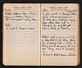 View Helen Torr Dove and Arthur Dove diary digital asset: pages 49