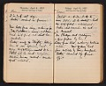 View Helen Torr Dove and Arthur Dove diary digital asset: pages 51