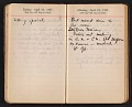 View Helen Torr Dove and Arthur Dove diary digital asset: pages 56