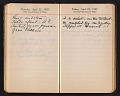 View Helen Torr Dove and Arthur Dove diary digital asset: pages 58