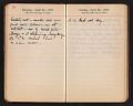 View Helen Torr Dove and Arthur Dove diary digital asset: pages 59