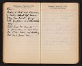 View Helen Torr Dove and Arthur Dove diary digital asset: pages 61