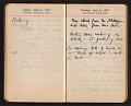 View Helen Torr Dove and Arthur Dove diary digital asset: pages 63
