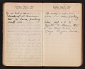 View Helen Torr Dove and Arthur Dove diary digital asset: pages 66