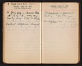 View Helen Torr Dove and Arthur Dove diary digital asset: pages 67